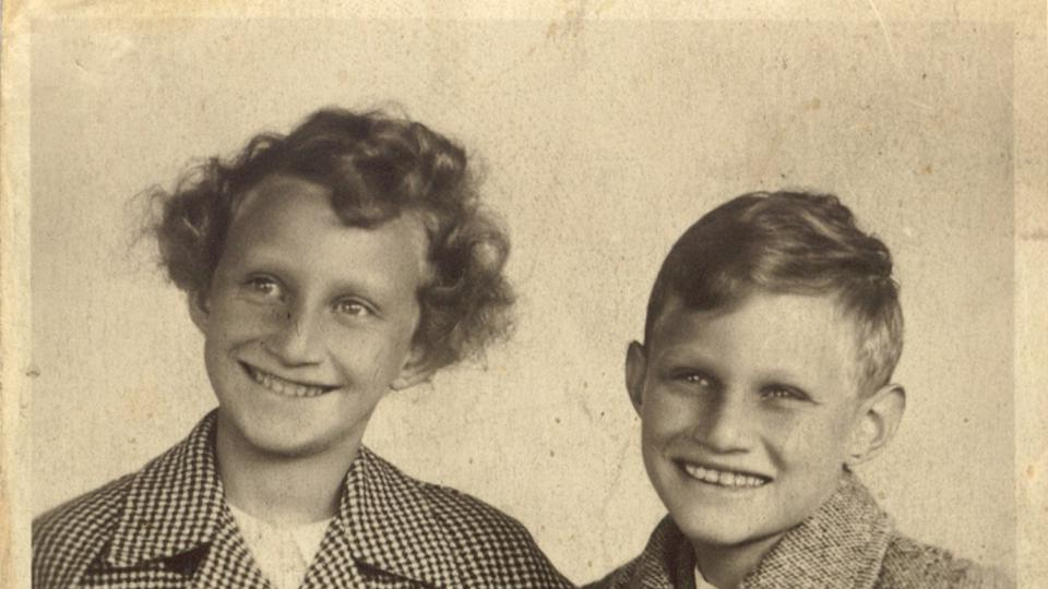 Suzanna a Petr Winternitzovi 1936