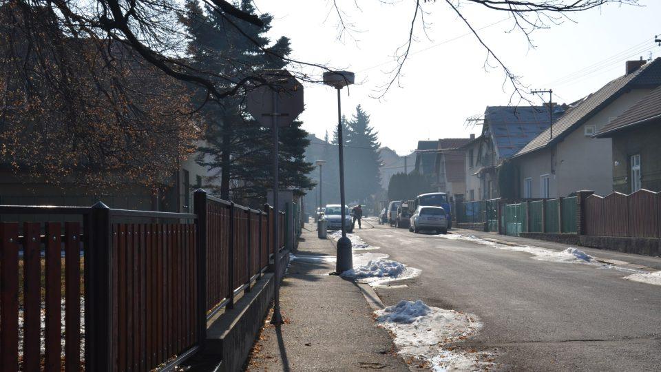 Formanova ulice, dříve Spudilova