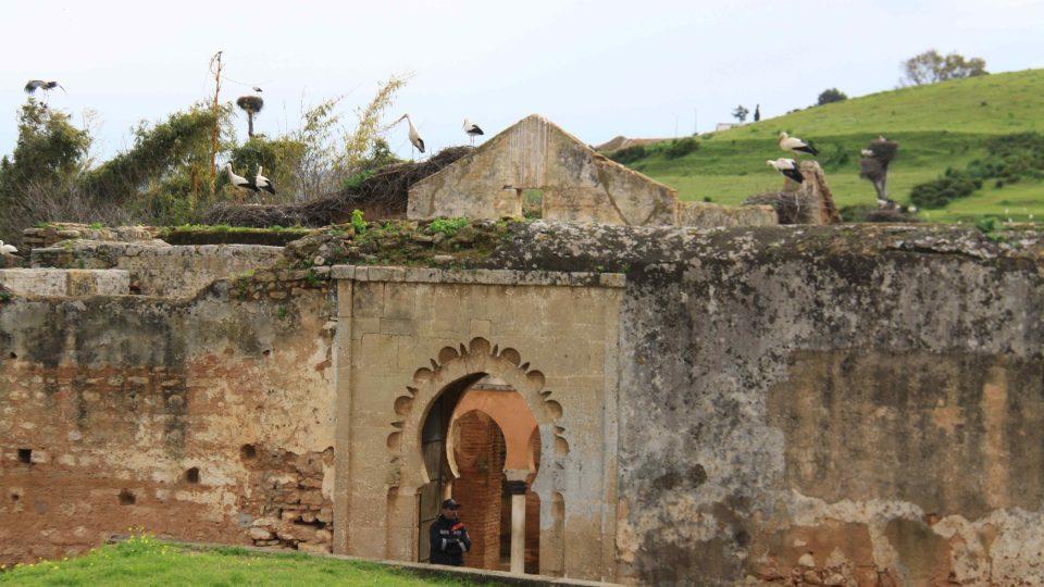 Podobu zdejší architektury ovlivnili pohané, křesťané i muslimové