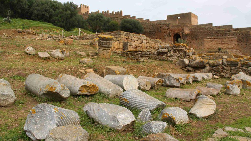 Původní fénická osada na tomto místě vznikla už dvě století před Kristem