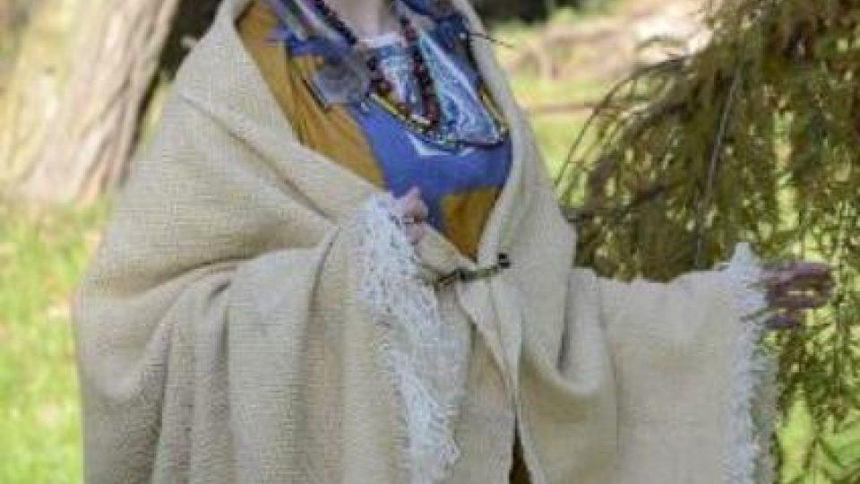 5. století - plášť