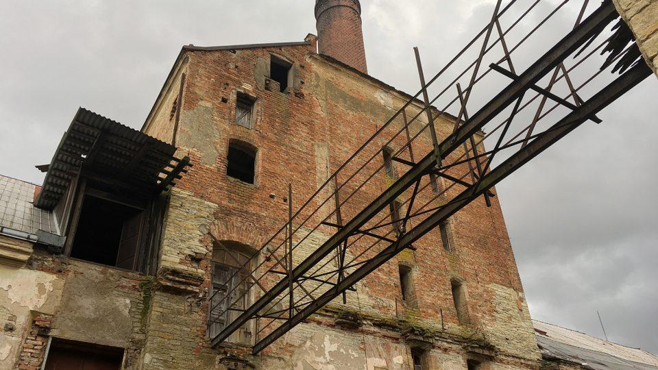 V pivovaru v Rosicích vařili dříve ležák a staročeský malvaz