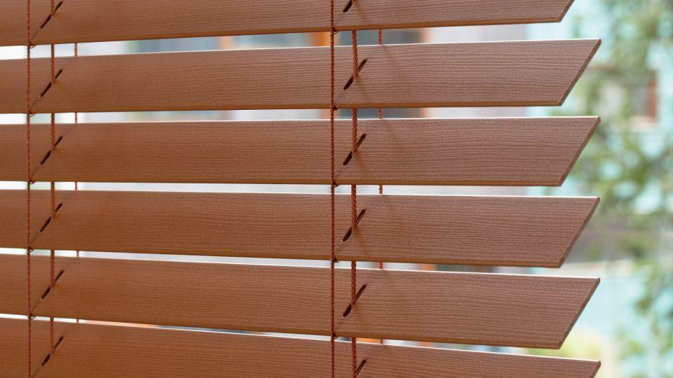 Bambusové žaluzie