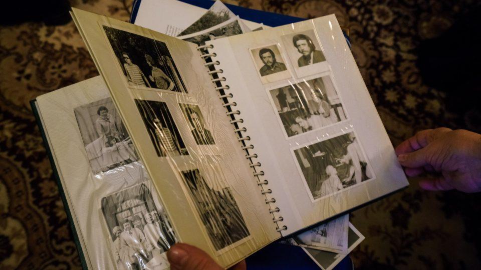 Archiv rodiny Bendových