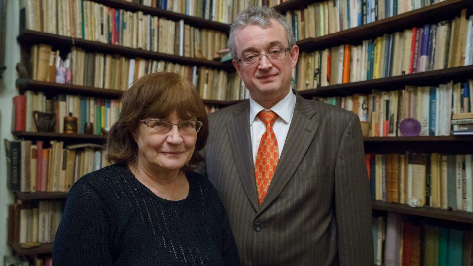 Marek a Kamila Bendovi