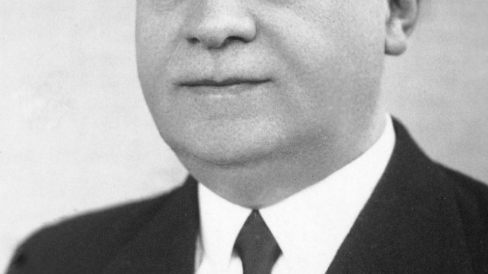 Legendární kopřivnický konstruktér Hans Ledwinka