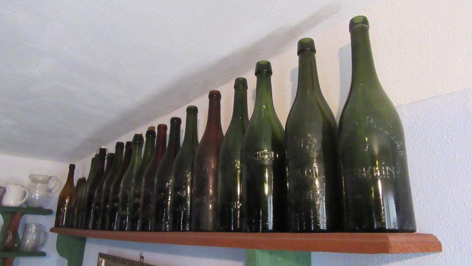 Lahvové pivo vyráběli zpočátku sami hospodští