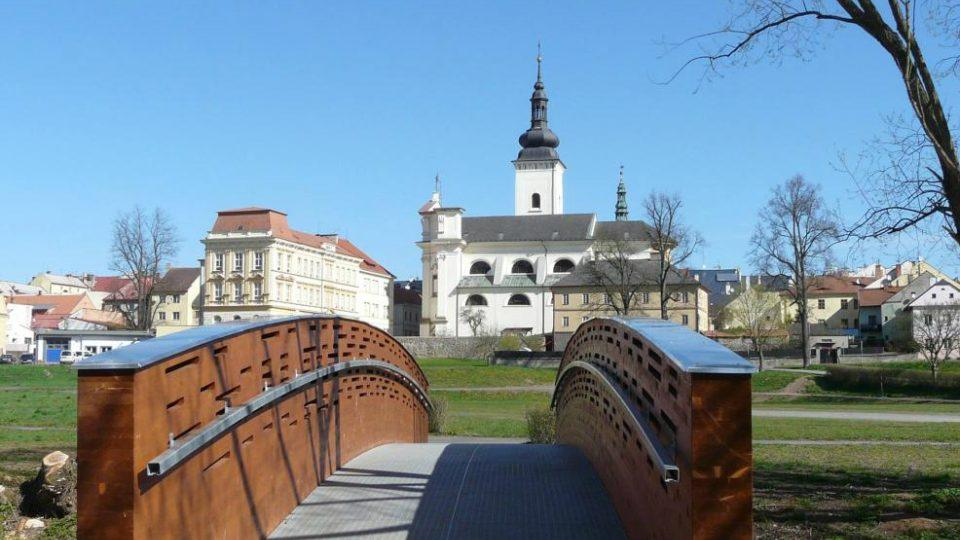 Knížecí louka v Moravské Třebové