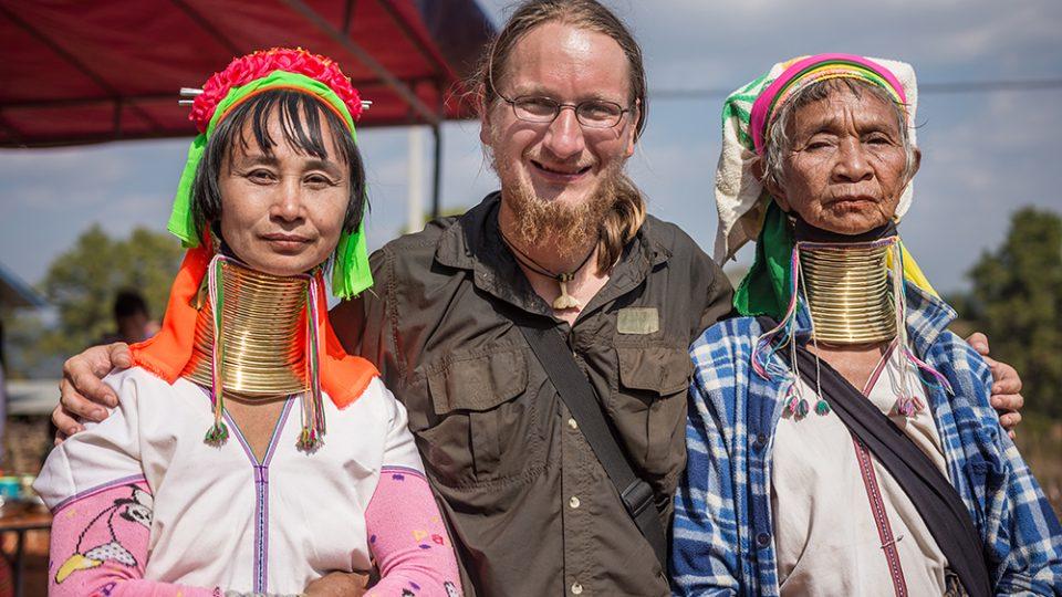 Barma očima Pavla Svobody
