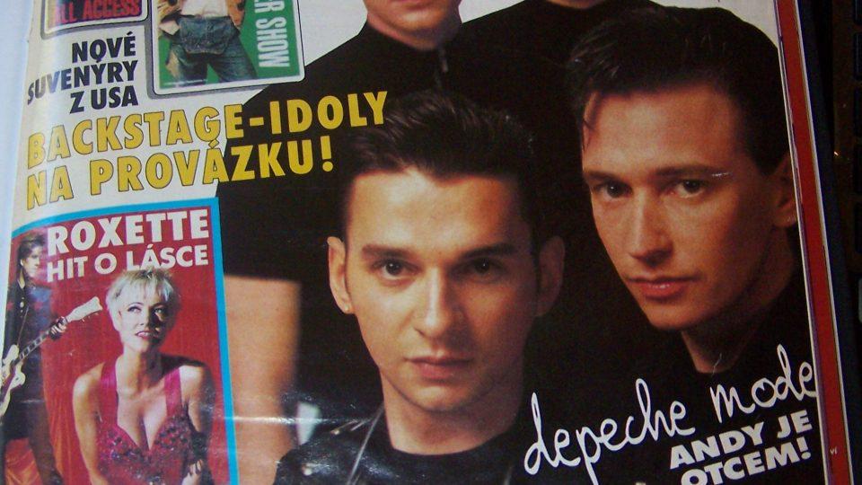 První český časopis Bravo