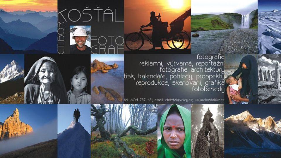 Trutnovský fotograf a cestovatel Ctibor Košťál. Pozvánka do Skotska