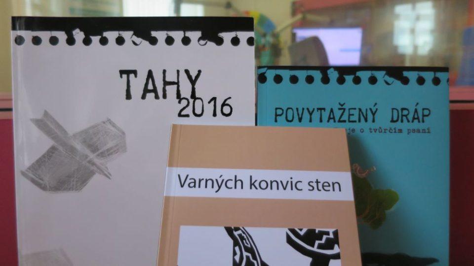 Knihy Mgr. Jiřího Studeného, Ph.D. ve studiu Českého rozhlasu Hradec Králové