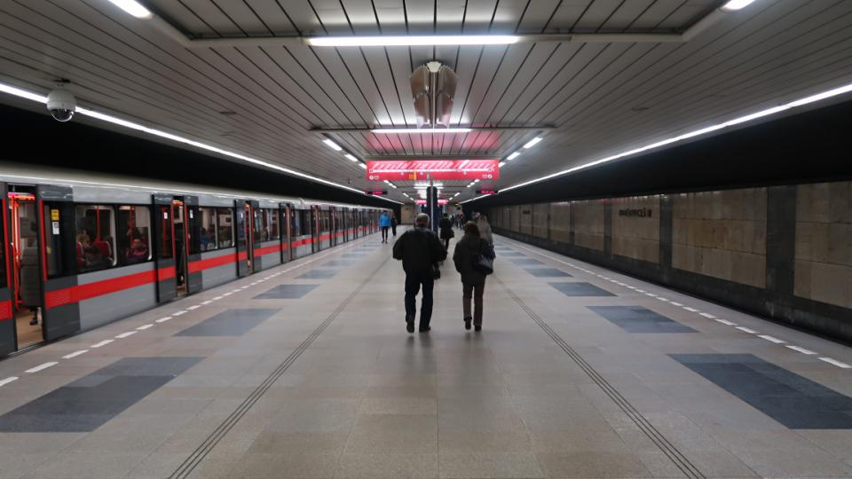 Stanice metra Budějovická