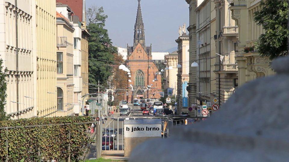 B jako Brno