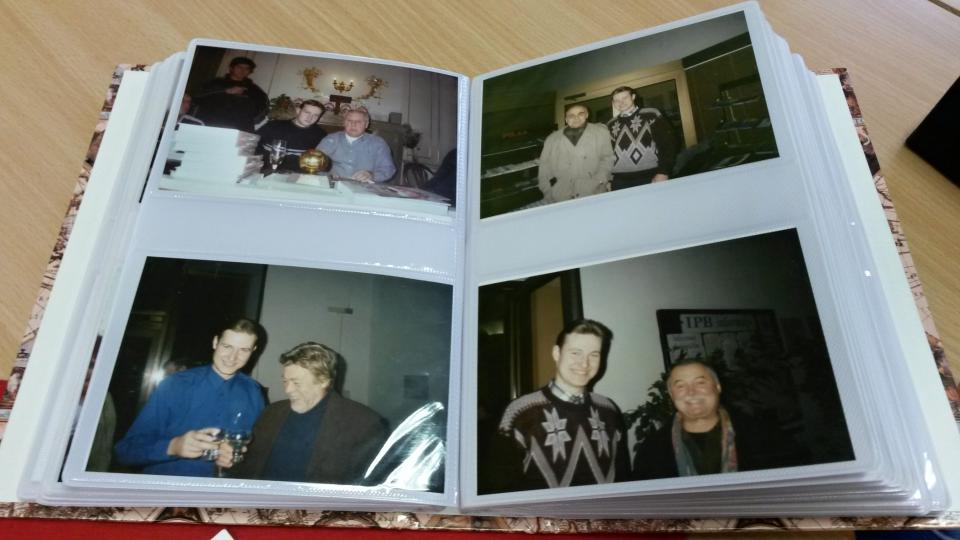 Fotografie z osobních setkání