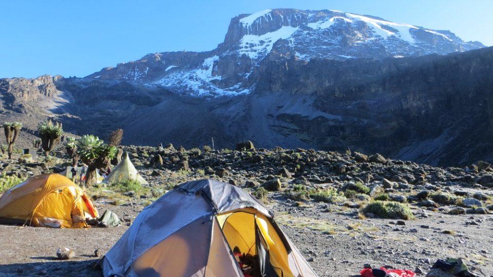 Dva roky prázdnin v Tanzanii - Kilimanžáro