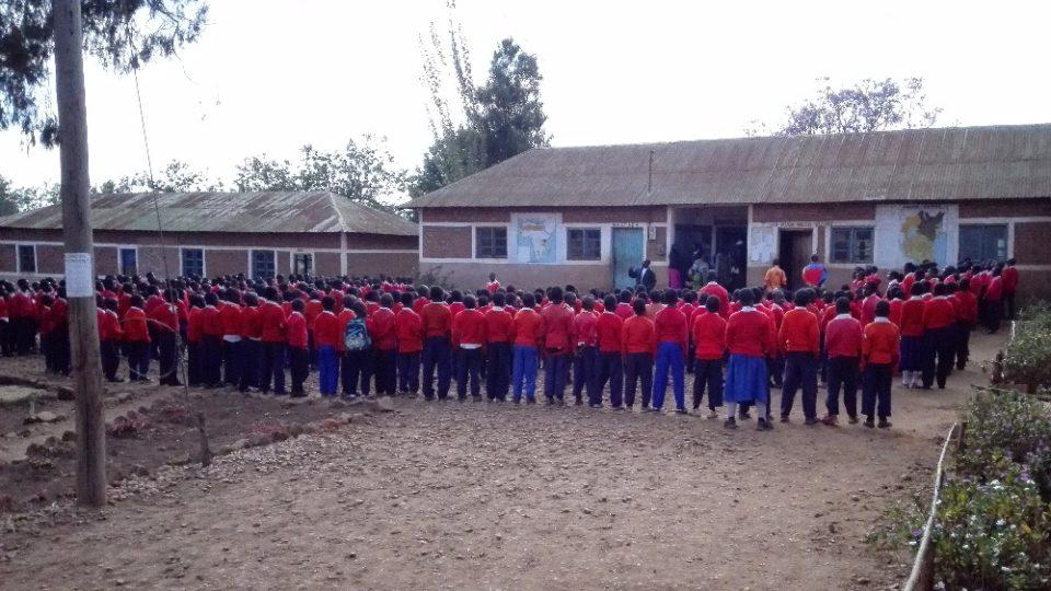 Dva roky prázdnin v Tanzanii - škola