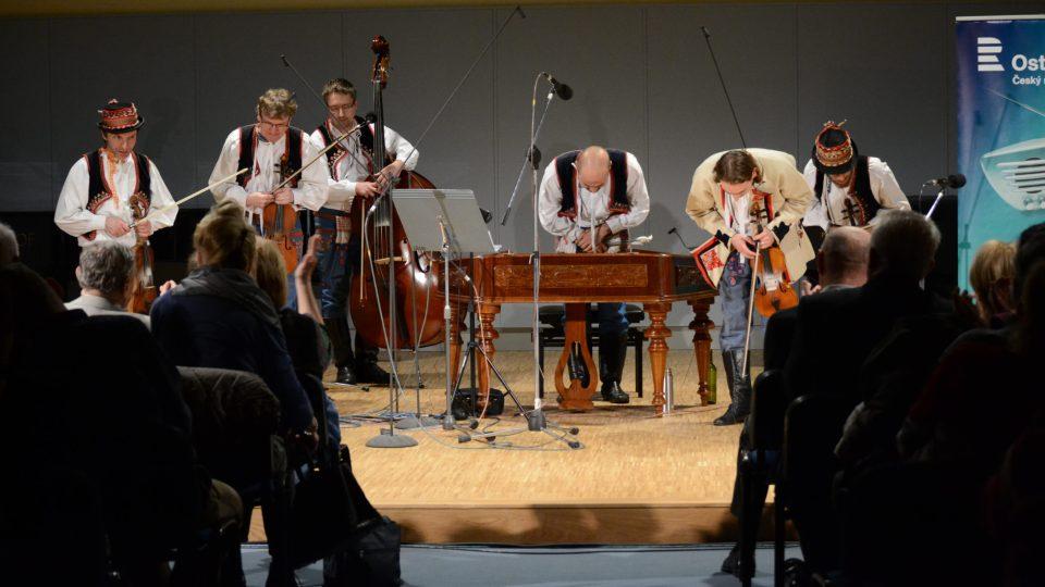 Horňácká muzika děkuje, my děkujeme muzice!