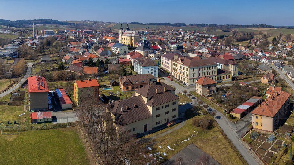 Centrum Bystrého je památková rezervace