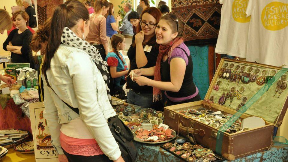 Orientální trhy na Arabfestu