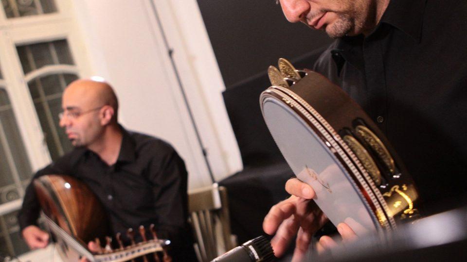 Koncert T. Jundi a N. Salameh