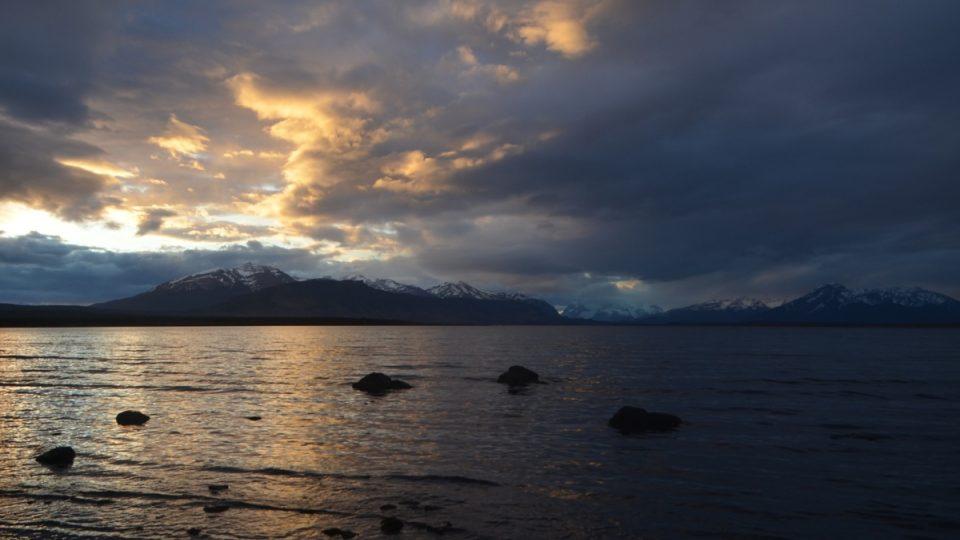 Krásné výhledy nabízí okolí města Puerto Natales v srdci chilské Patagonie