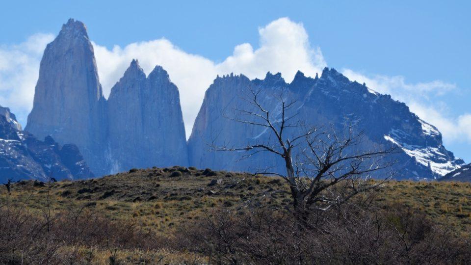 Parku Torres del Paine hrozí riziko lesních požárů neustále