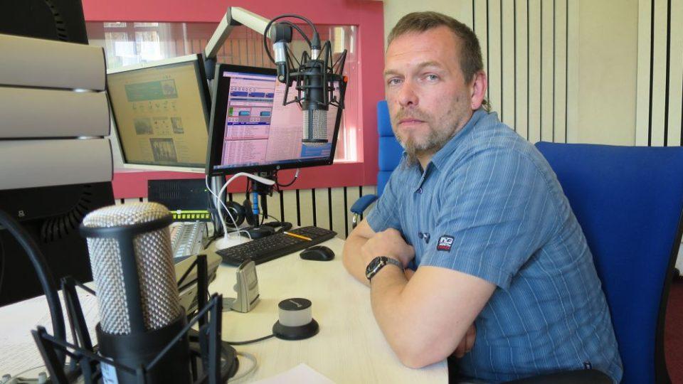 Zdeněk Hovádek z Farmy Dubno hovořil s Jakubem Schmidtem o akci Ukliďme Česko 2017