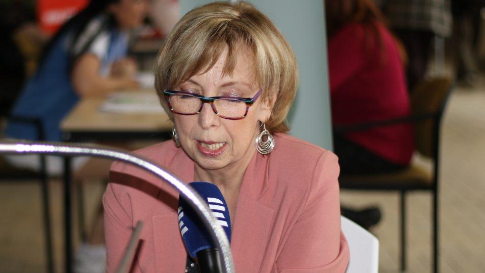 Jarmila Cmuntová, náměstkyně pro ošetřovatelskou péči