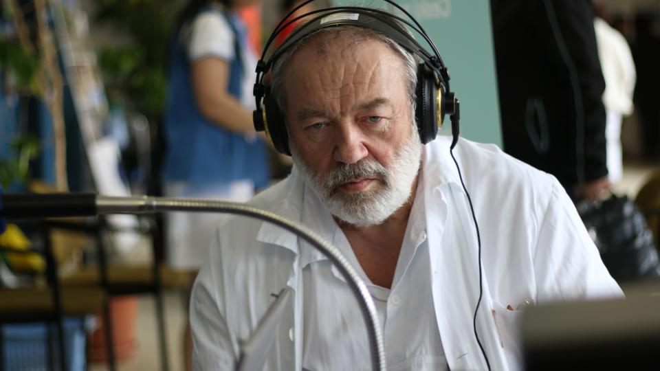 Jiří Prášek, primář oddělení nukleární medicíny jihlavské nemocnice