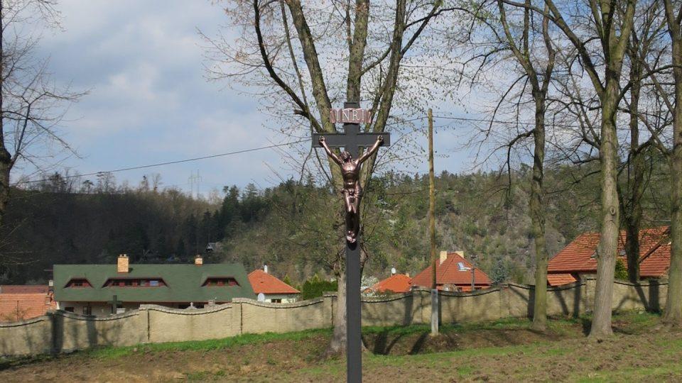 Křížová cesta ve Štěchovicích