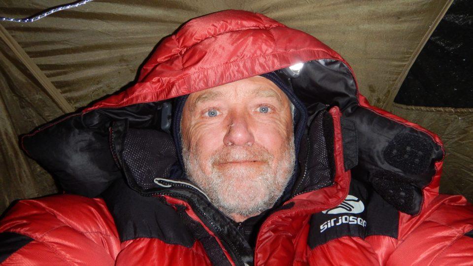 Zimní etapa cesty Dalibora Beneše napříč Sibiří