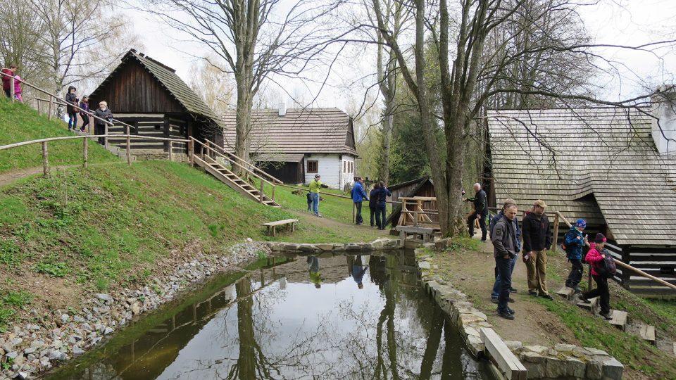 Soubor lidových staveb Vysočina existuje od roku 1972