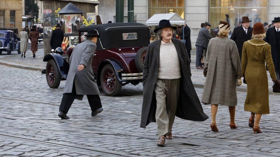 Seriál Genius se natáčel v České republice
