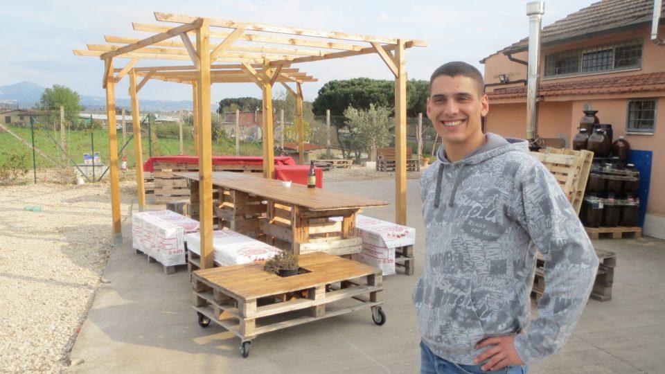 Andrea Casini zve k posezení a ochutnávce vlastních pivních specialit