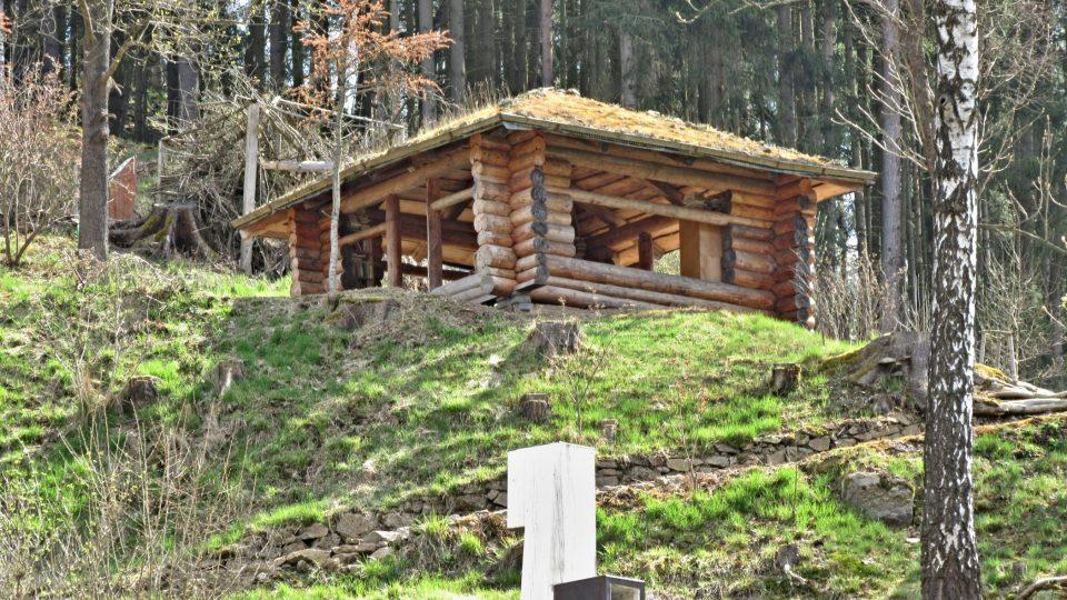 Originální altány a meditační místa