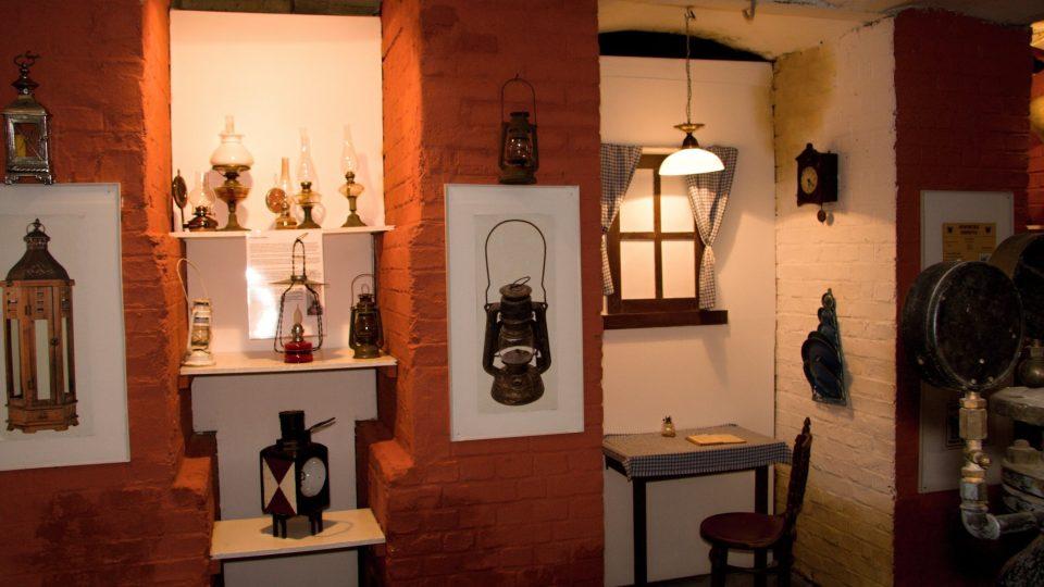 Historie osvětlení
