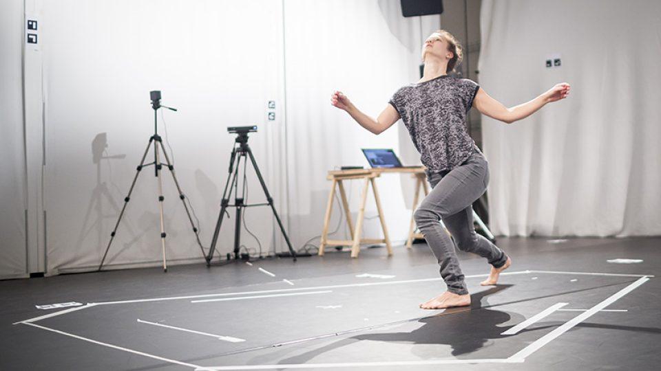 Projekt Dust propojuje tanec a virtuální realitu