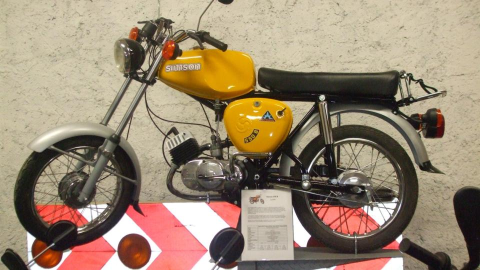 Simson S 50B