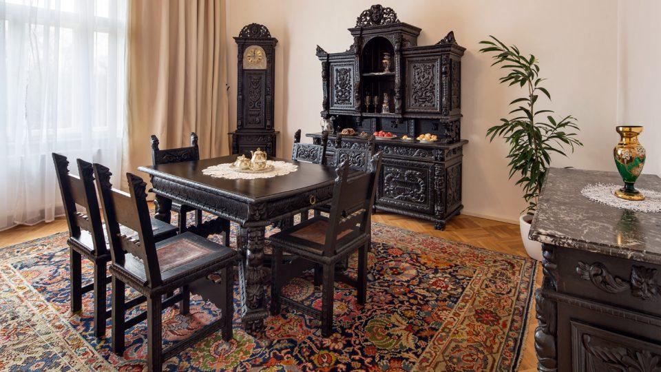 Dům nechal pro svou rodinu postavit průmyslník Fuhrmann