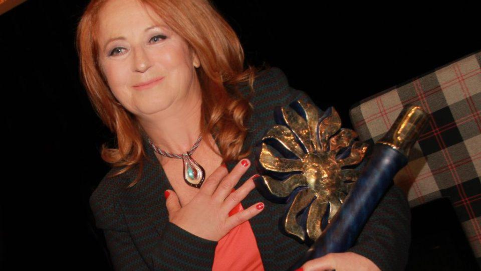 Simona Stašová je Šarmantní osobností roku 2016