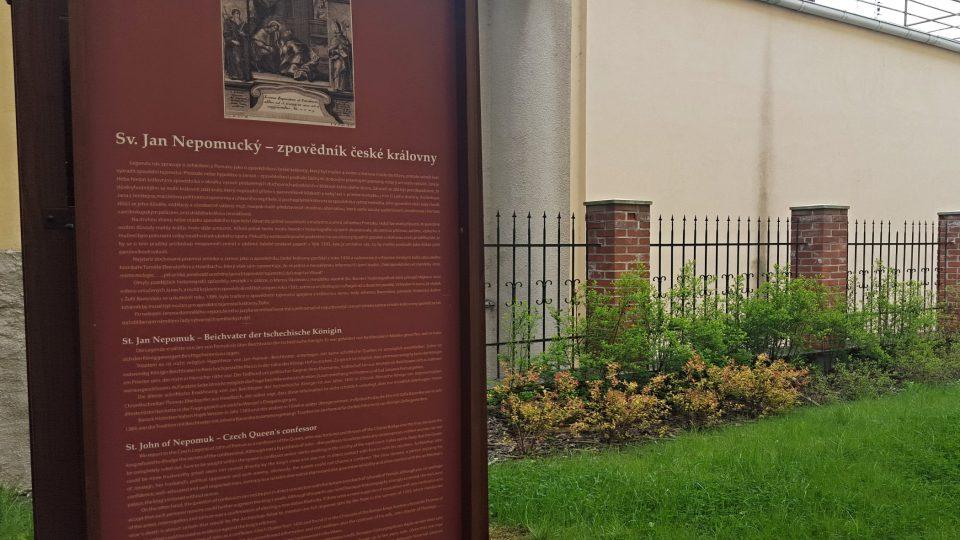 Svatojánské muzeu v Nepomuku