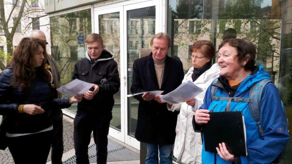 Liberec nabízí komentované prohlídky po stopách libereckých Židů