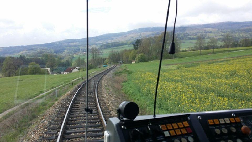 Na tratích České Budějovice - Černý Kříž, Číčenice - Nové Údolí a Strakonice - Volary končí České dráhy, nastupuje GW Train Regio