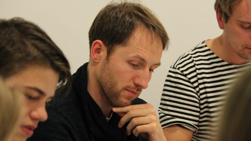 Natáčení dramatického seriálu Ostrovy - Zdeněk Vévoda
