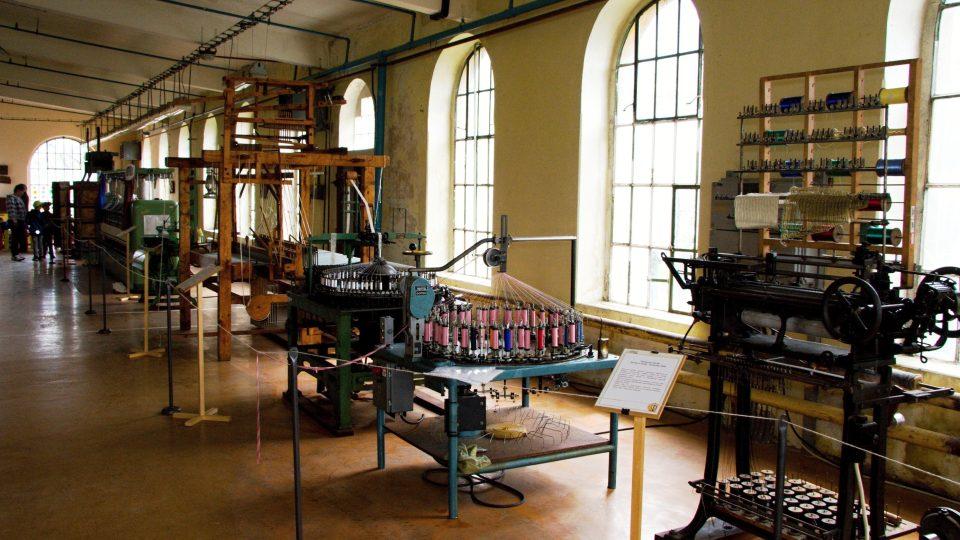 Jizerskohorské technické muzeum v Bílém Potoce