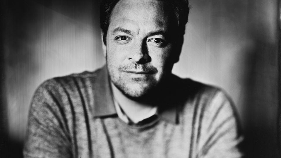Honza Sakař nafotil portréty pro Jihočeské divadlo. Na snímku ředitel Lukáš Průdek