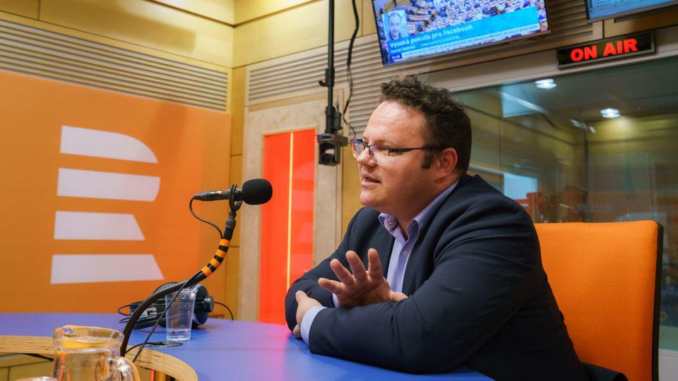 René Zavoral hostem Interview Plus