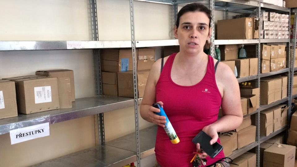 Romana Cupalová, koordinátorka sociálních služeb