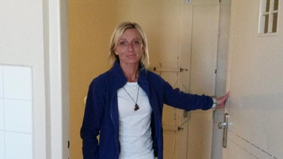 Jako zdravotní sestra pracuje na záchytce v Českých Budějovicích Drahomíra Procházková
